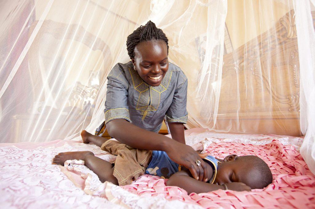 Networks Senegal - Antimalaria campaign 2012
